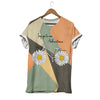 Daisy With Quotes And Bicycle T-shirt