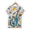 Guitar Solo Gift For Guitar Player T-shirt