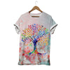 BOTANICAL TREE OF LIFE T-SHIRT
