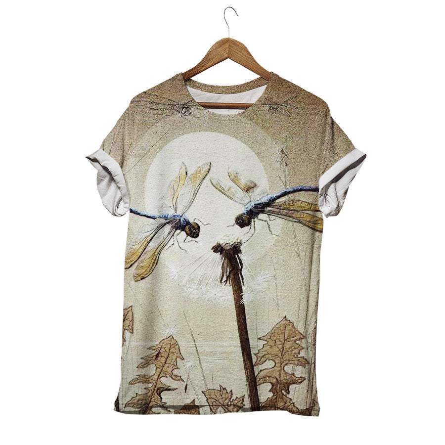 Couple Of Dragonfly T-shirt
