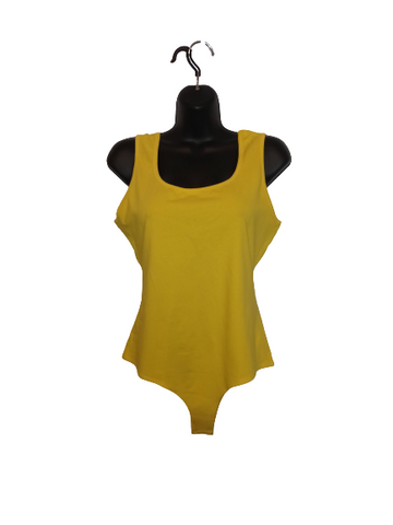 Yellow Bird Bodysuit