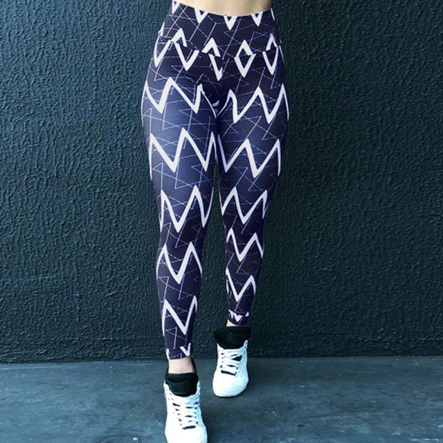 High Waist Yoga Leggings