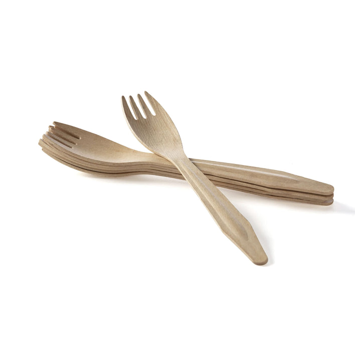"Leafware 7"" Forks (100 Count)"