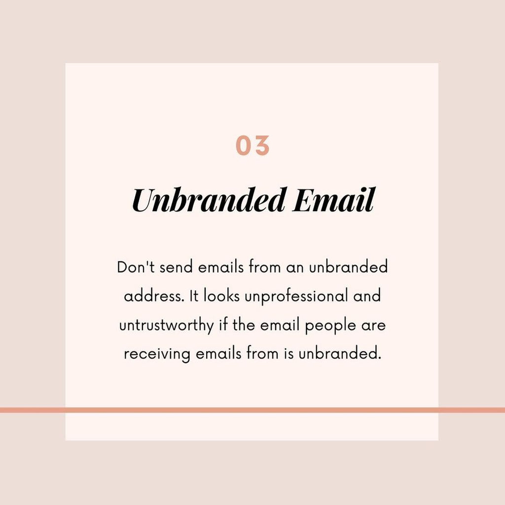 email marketing mistakes 3