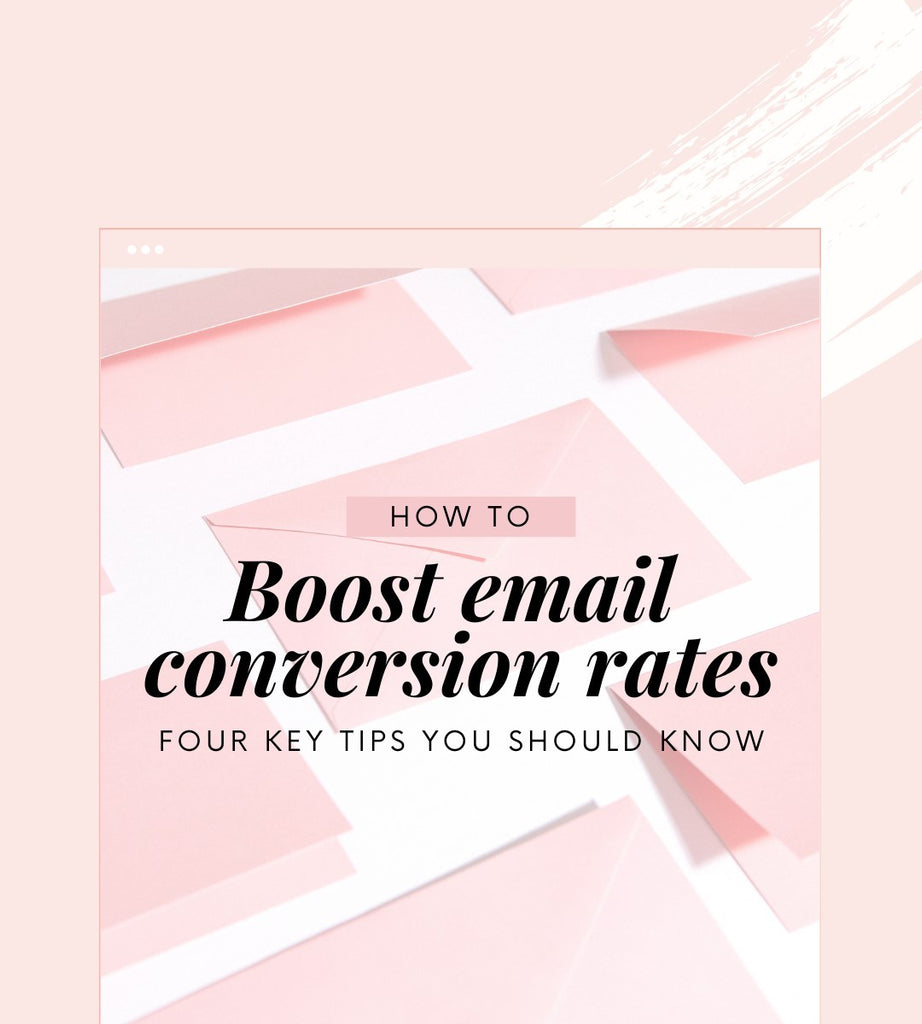 How to boost email conversion rates