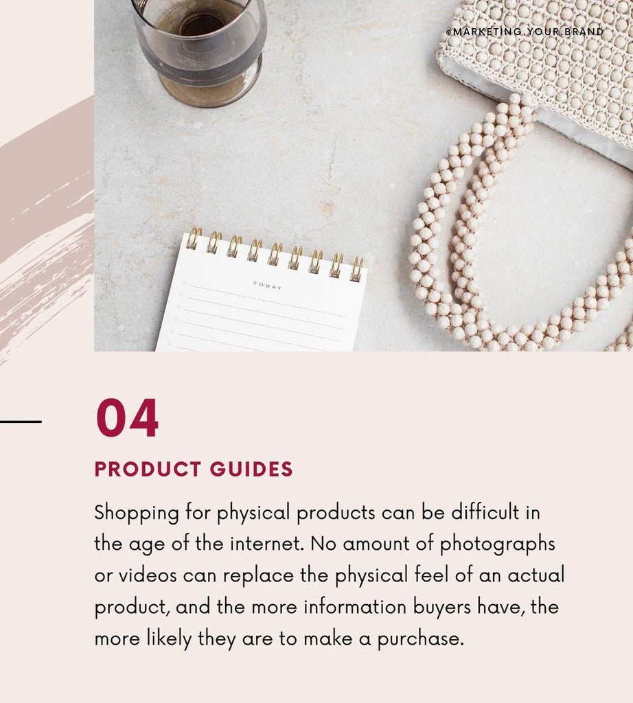 Product guides