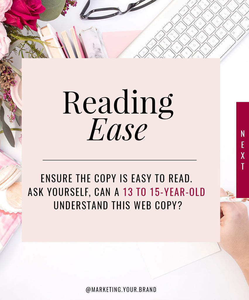 Reading Ease