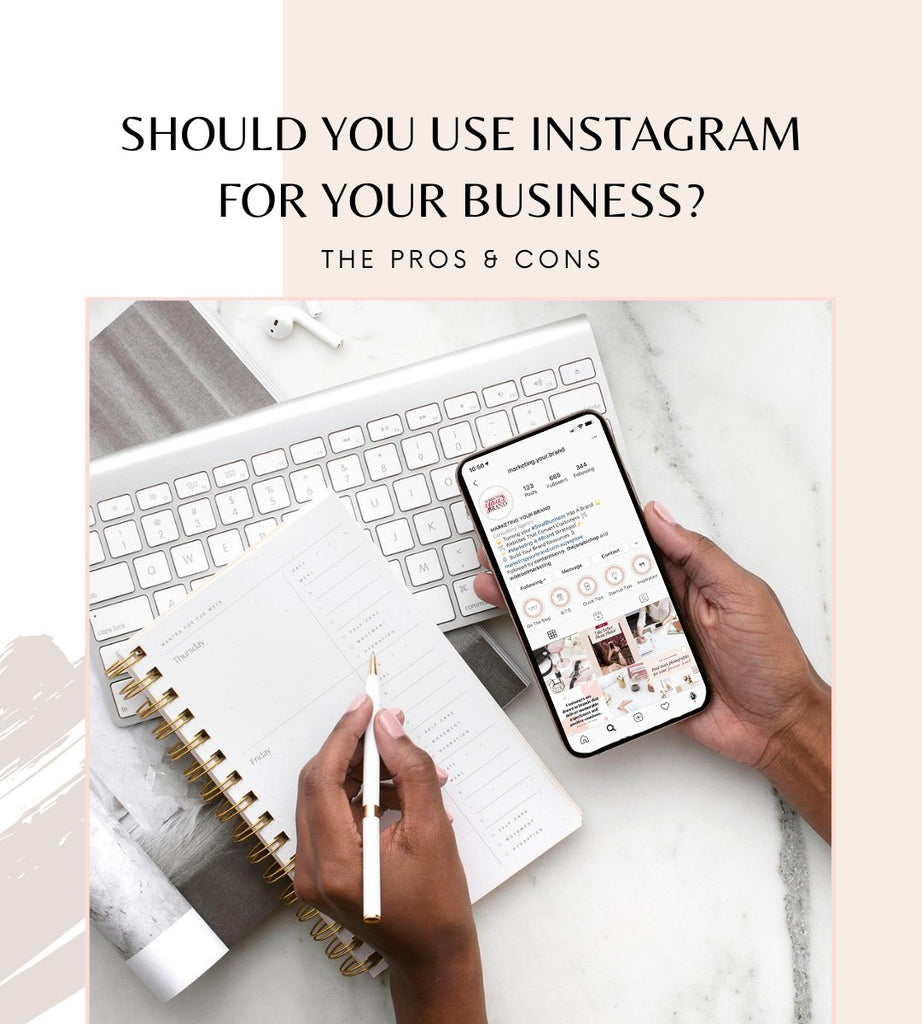 Should you use instagram for your business