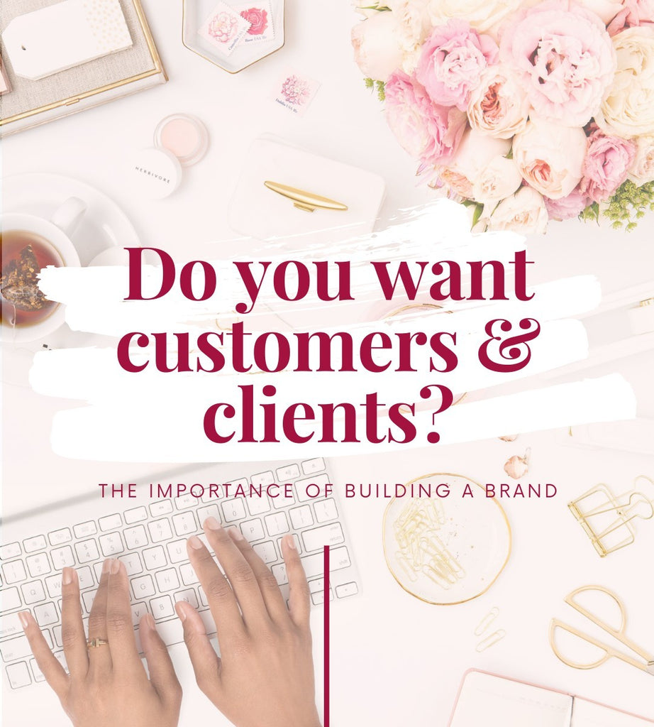 Do you want customers & clients