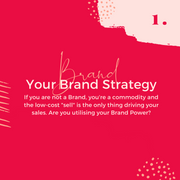 Your Brand Strategy