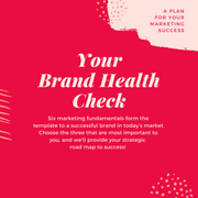 Your Brand Health Check