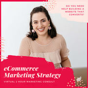 eCommerce Marketing Strategy Session