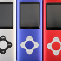 MP4 Music & Media Player 4GB $14.95