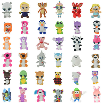 33% Licensed Plush Mix