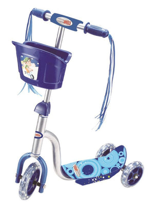 Scooter W/Basket Kids Ages 3-5 Years Old $27.50