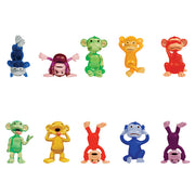 "2"" Monkey Figurines in Bulk 7 cents"