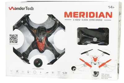 Wonder Tech Gyro Drone HD Camera $52.95
