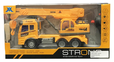 Strong Construction Truck w/lights & sounds $14.95