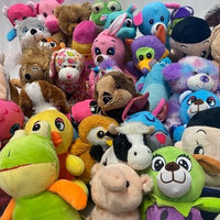 Regular Plush Mix Only $1.49 each with 20% Licensed Items Free Shipping