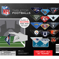 "2"" Capsule NFL Tabletop Footballs"