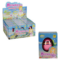 Grow Hatchem Mermaid Egg $.95 each / packed 120 pcs per case