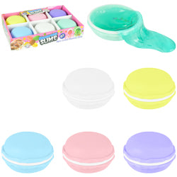 Jumbo Slime Macaroon Cookies $1.50 each / packed 72 pcs per case