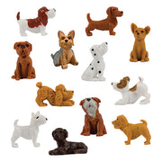 "2"" Puppy Figurines in Bulk 9 cents"