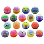 "4"" Puffer Ball and Friends Capsule Mix"