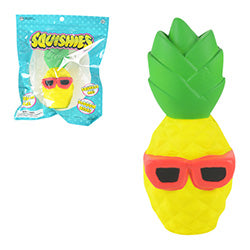 Pineapple Squishy 6 inch $2.25 each / packed 48 pcs per case