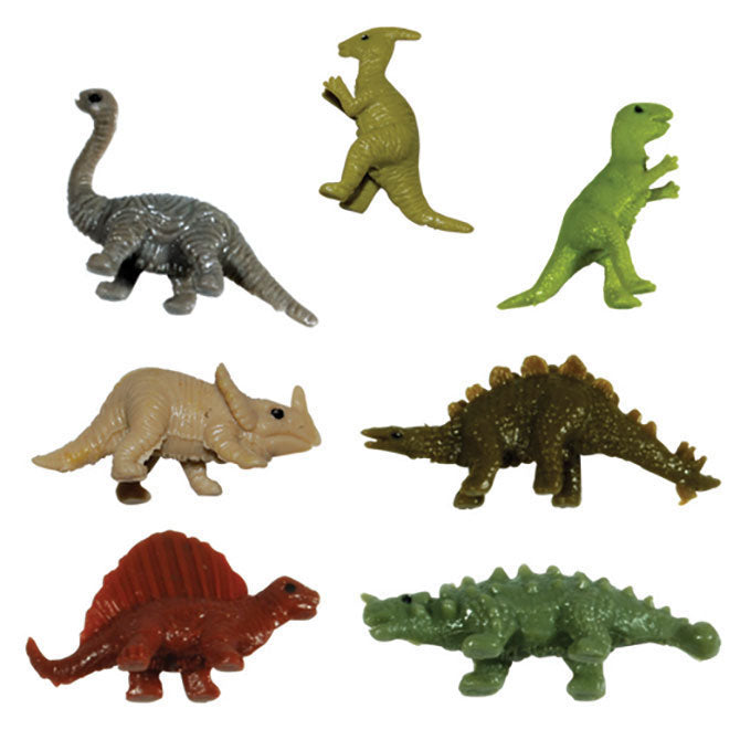 "2"" Stretch Dinosaurs"
