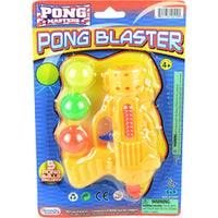 Ping Pong Shooter 5.5 inch $.90 each / packed 120 pcs per case