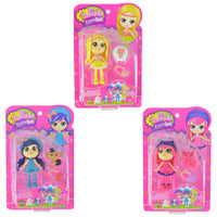Barmila Doll w/Accessories $1.50 each / packed 70 pcs per case