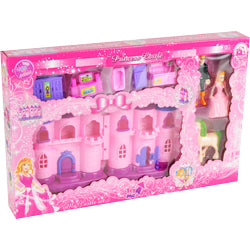 Pricess Castle with Light & Sound $5.50 each / packed 20 pcs per case