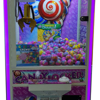 "Candy Locker Crane 24"" Machine"