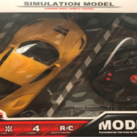 RC Simulation Model Race Car 1:16 Size $9.25