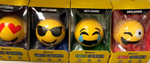 Emoji Bluetooth Speaker Assorted Styles $9.95