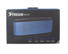 Stream Aluminum Bluetooth Speaker $29.99