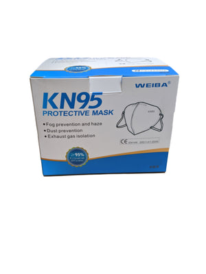 Kn-95 Masks -10 pcs per box - Great Price !