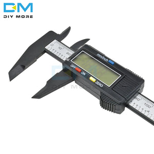 Micrometer  6'' LCD Electronic  Stainless Steel Rule Gauge - nice tool to keep around - impress your friends and coworkers