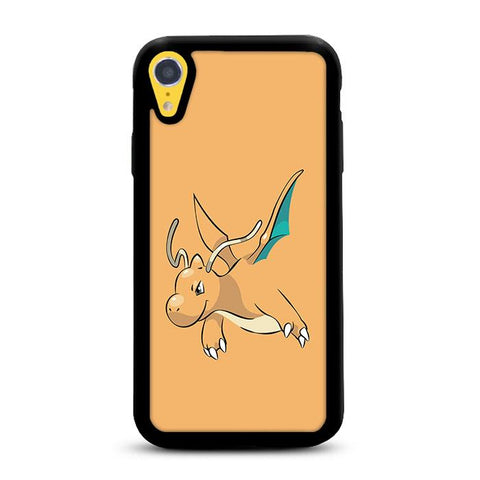 Dragonite Pokemon iPhone XR hoesjes
