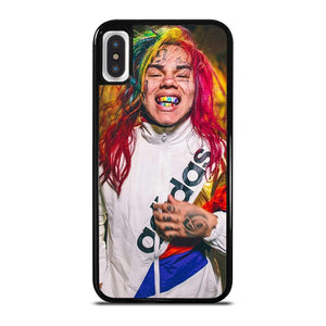 6IX9INE SIX NINE RAPPER : iPhone X / XS Hoesje