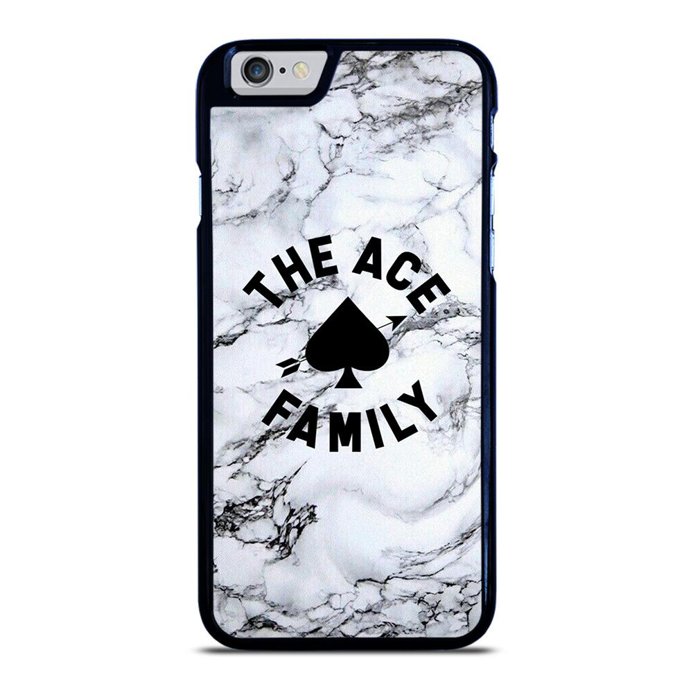 ACE FAMILY MARBLE LOGO iPhone 6 / 6S hoesje