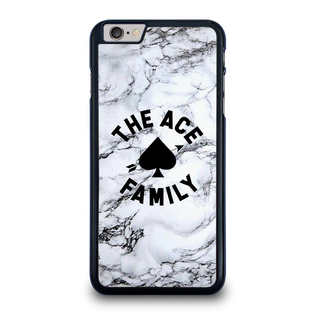 ACE FAMILY MARBLE LOGO iPhone 6 / 6S Plus Hoesje