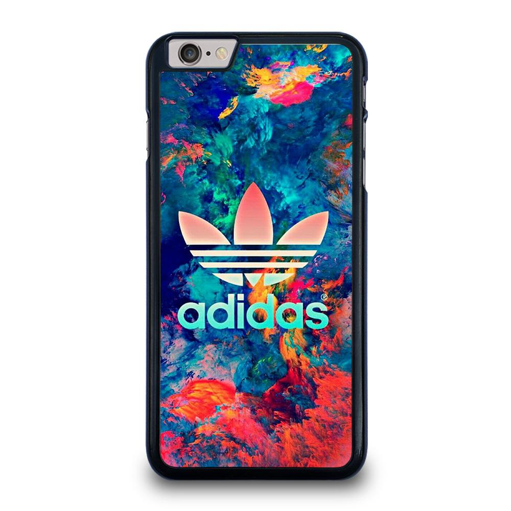 ADIDAS MARBLE FULL COLOR iPhone 6 / 6S Plus Hoesje