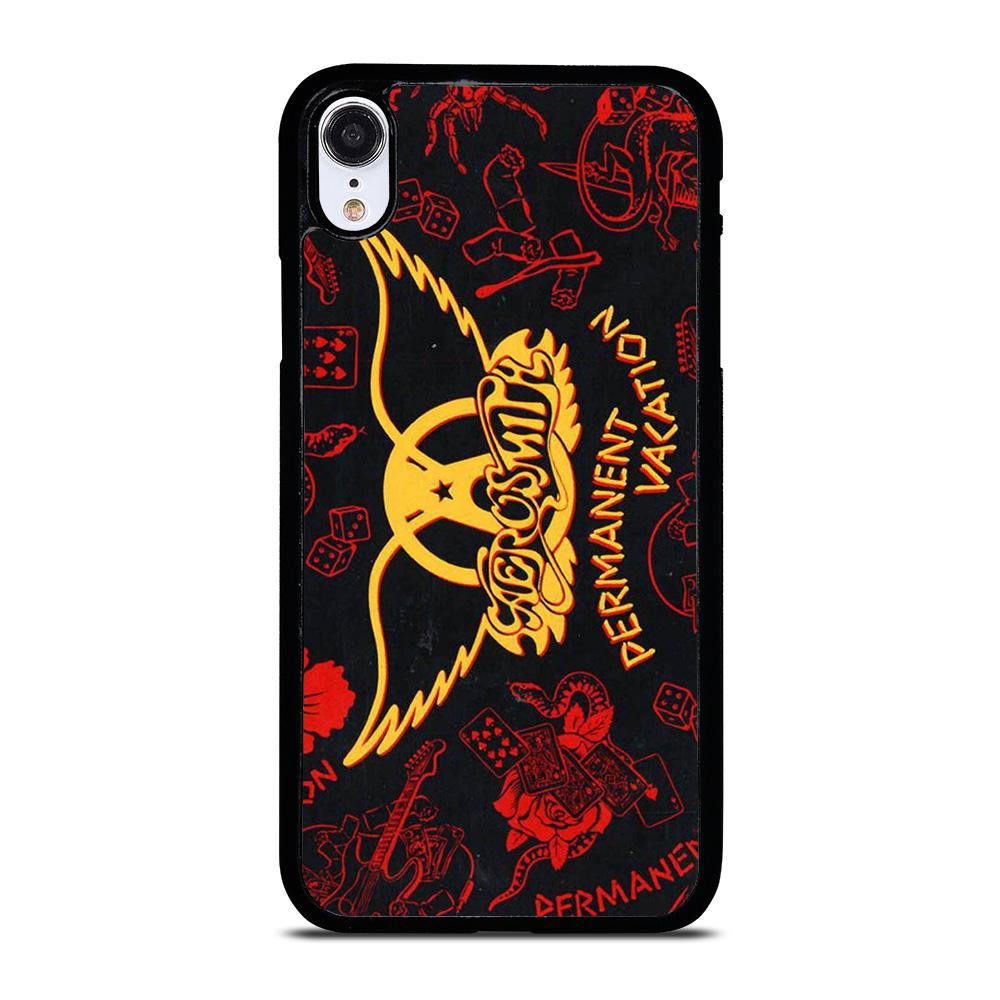 AEROSMITH LOGO iPhone XR Hoesje,iphone xr hoesje leer iphone xr hoesje doorzichtig,AEROSMITH LOGO iPhone XR Hoesje