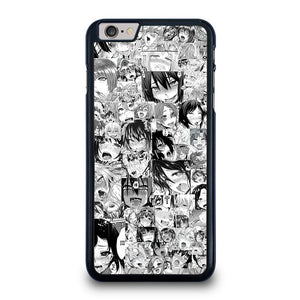 AHEGAO COMIC ANIME iPhone 6 / 6S Plus Hoesje