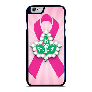AKA PINK AND GREEN NEW iPhone 6 / 6S hoesje