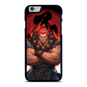 AKUMA GOUKI STREET FIGHTER ART iPhone 6 / 6S hoesje