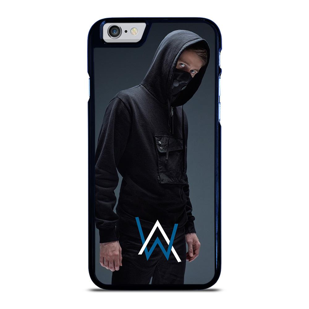 ALAN WALKER iPhone 6 / 6S hoesje
