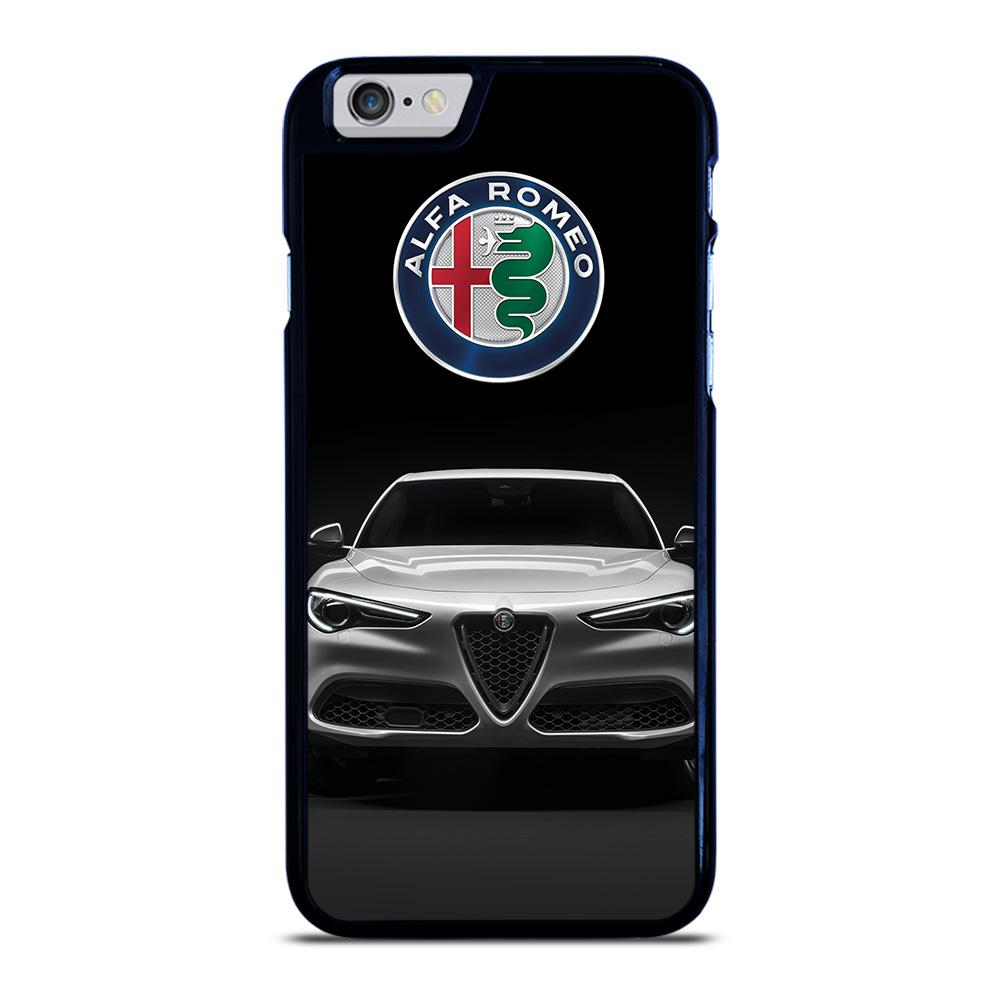 ALFA ROMEO CAR LOGO iPhone 6 / 6S hoesje